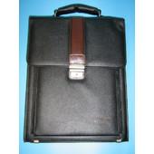 Τσάντα Χειρός Lavor Δερματίνη Ύψος 33cm Χ Πλάτος 26cm Διθέσια Με Μία Τσέπη Μπροστά & Τρεις Τσέπες Κωδικός L-2986M Πίσω