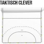 Αυτοκολλούμενα Φύλλα Τακτικής Tactic-Foil για Handball 6325HB