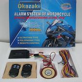 Okazaki Συναγερμός Μοτοσυκλέτας Alarm System