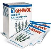 Gehwol Bath Salt Αναζωογονητικά Άλατα Μπάνιου για πόδια & σώμα 10x25gr