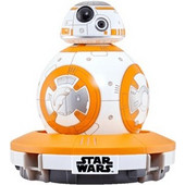 Mini Drone Sphero BB8 - Star Wars droid R001ROW White - Orange
