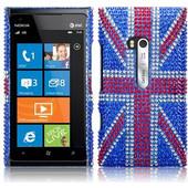 Θήκη Nokia Lumia 900 - Στρας by Terrapin
