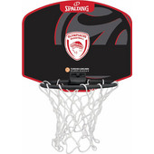 Spalding Euroleague Olympiakos Micro Mini BB 77-613Z1