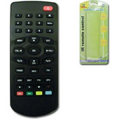 REMOTE CONTROL FT BLACK LOR 157BL (DVB-T)