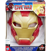 Captain America Movie Tech Fx Iron Man B5784