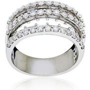 Δαχτυλίδι Κ18 με Διαμάντι, 000870