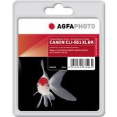 Agfaphoto CLI-551 XL Black