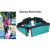 Ζώνη Μέσης με Αφαιρούμενες Τσέπες - Mummy Waist Diaper Bag - OEM - 001.5407