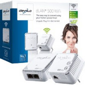 Devolo 9089 Dlan 500 Wifi Starter KIT