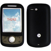 ΘΗΚΗ HTC T4242 touch cruise 09 ΣΙΛΙΚΟΝΗΣ BLACK VOLTE-TEL