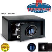 Technomax Hotel TSB Χρηματοκιβώτιο επιδαπέδιο, με ηλεκτρονικό κωδικό (για λάπτοπ)