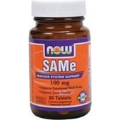 Now SAMe100 mg, Εnteric coated (Vegetarian) 30 tabs