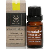Apivita Essential Oil Σιτρονέλλα 10ml