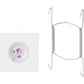 Στήριγμα Αναρτήσεως Πιάτων Τοίχου Metaltex - METALTEX - 209002