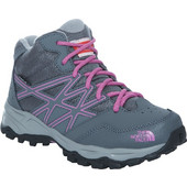 The North Face JR HH HIKER MID WP ZNCGY/WISTRIAPR T0CJ8Q-NTJ