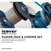 Marine Inox & Chrome Set