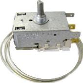 RANCO K59-L1303 Θερμοστάτης Δίπορτου Οικιακού Ψυγείου Συντήρησης Με 2000mm Αισθητήριο - 3 Επαφών