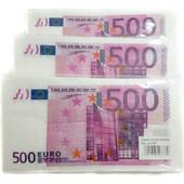 Χαρτοπετσέτες 500 Ευρώ