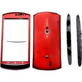 Sony Ericsson Xperia Neo V MT11i MT15i Κέλυφος Κόκκινο