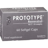 Boderm Prototype Anti Age 60 Softgel Caps για Αντιγήρανση