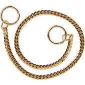 ΑΛΥΣΙΔΑ ΠΝΙΧΤΗΣ FLAT SNAKE GOLD PETINTEREST M: 0, 75mm*55cm