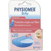 Omega Pharma Physiomer Baby Protective Single-Use Filters 20τμχ