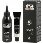 Nirvel Professional Home Hair Coloring Cream G7 Ανοιχτό Γκρι 30ml