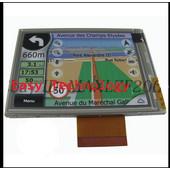 Οθόνη LCD με Οθόνη Αφής για το Mio Moov P350 C510 C710 P550 A201 ZQLS160