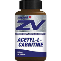Zipvit Sport Acetyl-L-Carnitine 500mg 90s