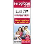 Vitabiotics Feroglobin 200ml