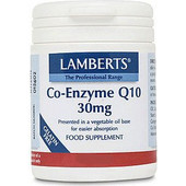Lamberts Co-Enzyme Q10 30mg 30s