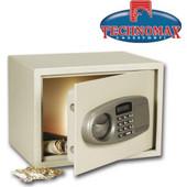 Technomax Χρηματοκιβώτιο επιδαπέδιο Hotel TSDE, με ηλεκτρονικό κωδικό