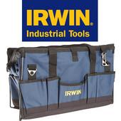 IRWIN Μεγάλη Τσάντα εργαλείων 60 ποντών με μεταλλικά υποστηρίγματα 10505369