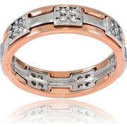 Δαχτυλίδι Κ14 με Ζιργκόν, 018159