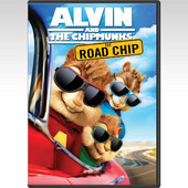 ALVIN AND THE CHIPMUNKS 4: THE ROAD CHIP - Ο ΑΛΒΙΝ ΚΑΙ Η ΠΑΡΕΑ ΤΟΥ 4: ΣΚΙΟΥΡΟΙ ΣΤΟ ΔΡΟΜΟ (DVD) - ODEON