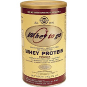 Solgar Whey To Go Protein Vanilla 340gr