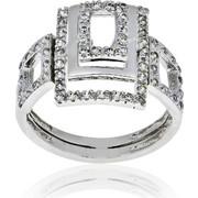 Δαχτυλίδι Κ14 με Ζιργκόν, 010515