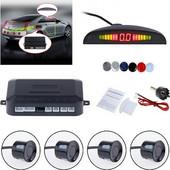 Αισθητήρας Παρκαρίσματος με οθόνη και φωνητική προειδοποίηση - OEM TTE29003