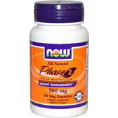 Now Foods Phase 2 500mg 60s