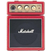 MARSHALL MS-2R Mini Ενισχυτής Κιθάρας για Τσέπη 2 Watts - Marshall