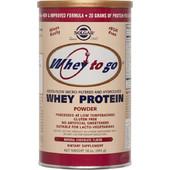 Solgar Whey To Go Protein Chocolate 454gr