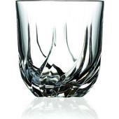 Ποτήρι whisky από κρύσταλλο 400 ml σετ 6 τμχ Trix RCR