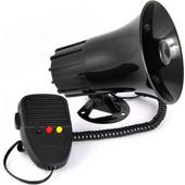 Σειρήνα Ηλεκτρική 3 τόνων (Αστυνομίας) με μικρόφωνο