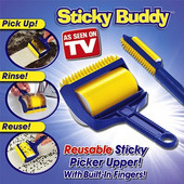 Ρολό Καθαρισμού Sticky Buddy - Για Βρωμιές Σκόνες Τρίχες - OEM - 001.1638