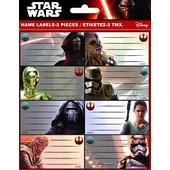 Gim Eτικέτα Star Wars E7-2Τμχ (777-70146)
