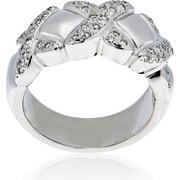 Δαχτυλίδι Κ18 με Διαμάντι, 003476