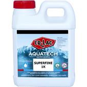 Er Lac Βερνίκι Επίπλων Νερού Aquatec 1K SuperFine Satin 45% Διαφανές 1L