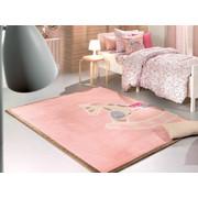 Παιδικό Χαλί (115x175) Saint Clair Toy Pink