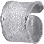 Ασημένιο δαχτυλίδι σεβαλιέ 925 021860 021860 Ασήμι