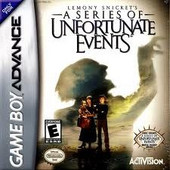 Lemony Snickets A Series of Unfortunate Events Gameboy